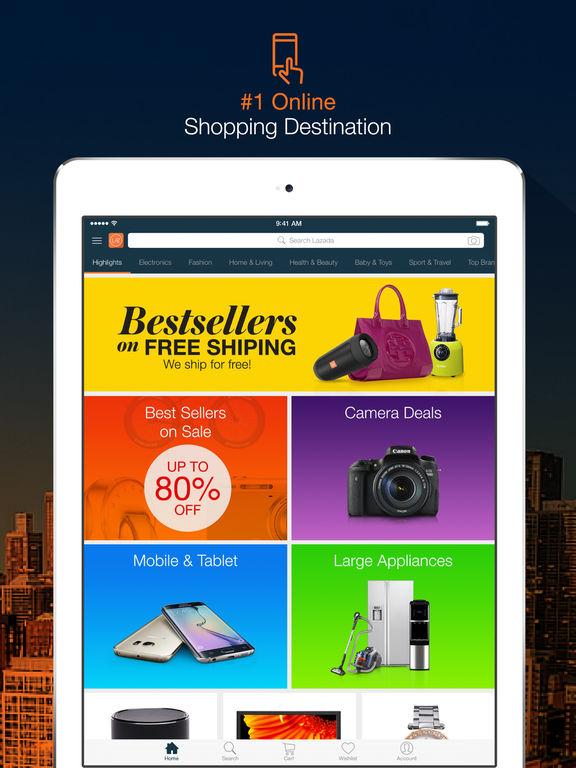 Lazada – Shopping & Deals