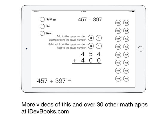 Opposite-Change Addition iPad Screenshot 5