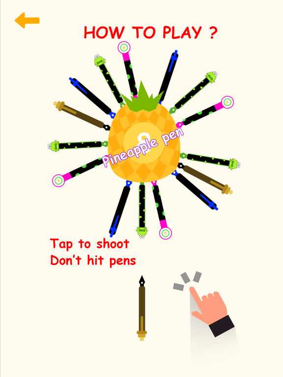 I Have A Pen - Pen Pineapple Apple Penscreeshot 3