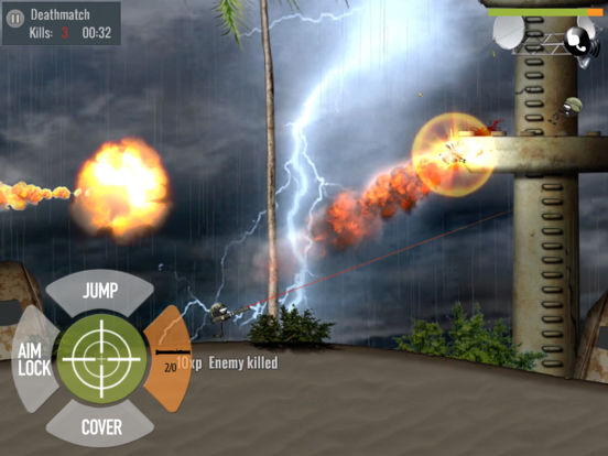 Stickman Battlefields Premium Screenshots