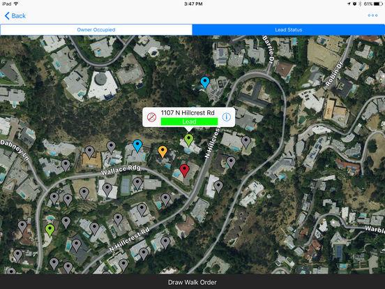 ITC On The Go iPad Screenshot 3