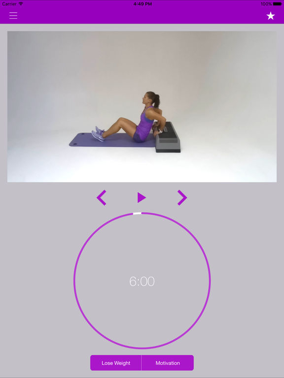 7 minute Step Aerobic Workout Routine Screenshots