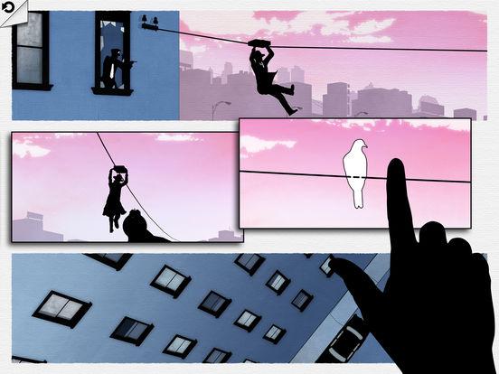 FRAMED《致命框架》-一款获得诸多嘉奖的叙事类解谜游戏 - 截图 2