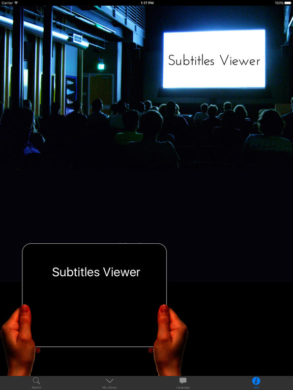 Subtitles Viewer PRO Screenshots