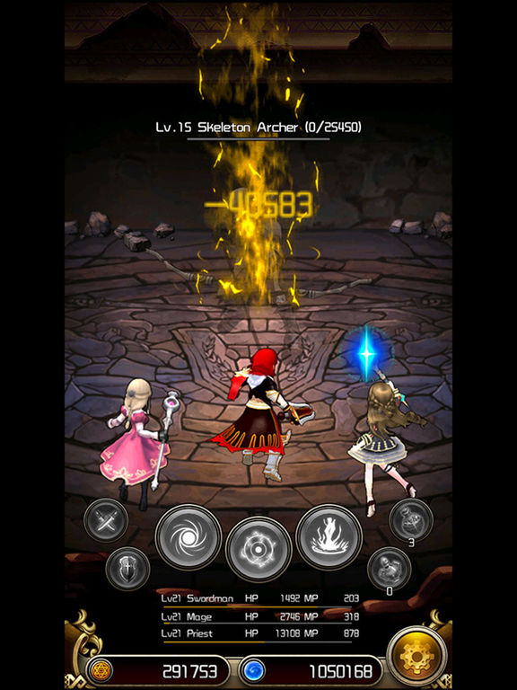 Warrior Infinite Screenshots