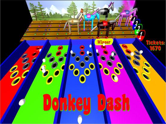 Donkey Dash Derby Pro screenshot 6