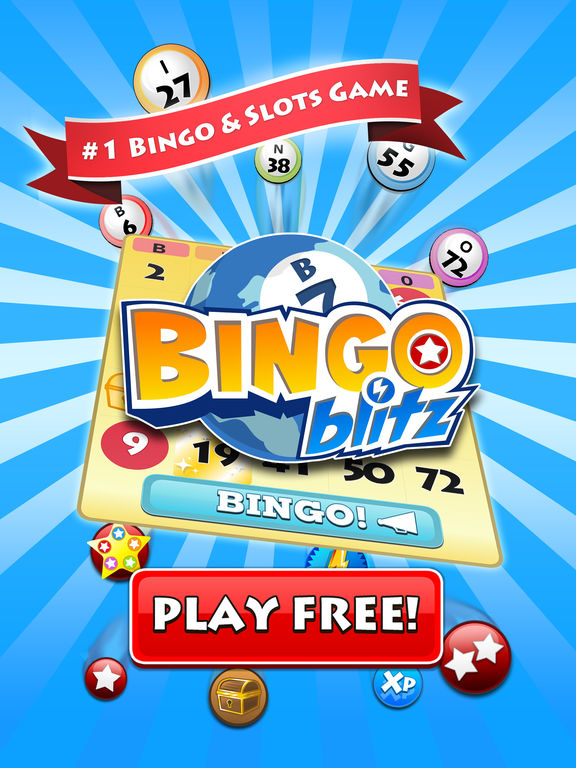how to play bingo blitz