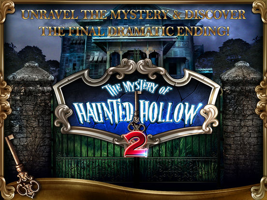 Mystery of Haunted Hollow 2: Point & Click Game Screenshots