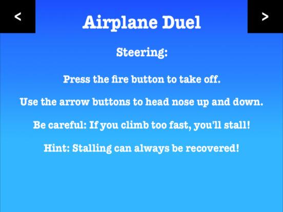 Airplane Duel iPad Screenshot 3