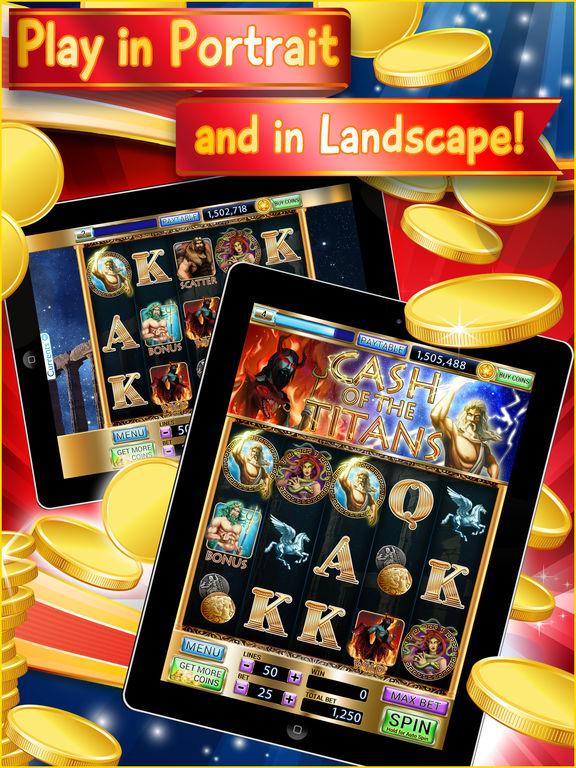 Win big casino slot machines