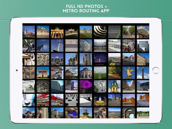 Berlin: Travel Guide iPad Screenshot 5