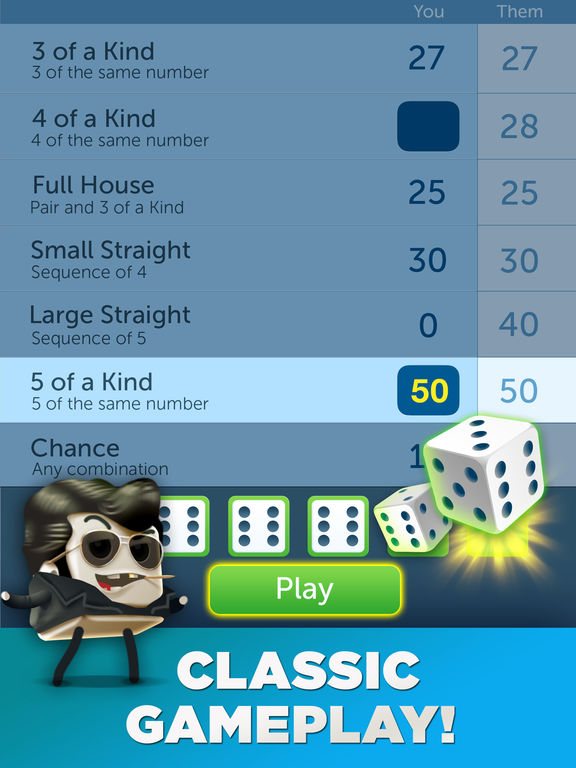 Dice With Buddies: Fun New Social Dice Game Screenshots
