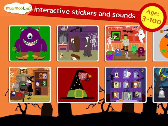 Halloween Games for Kidsscreeshot 1