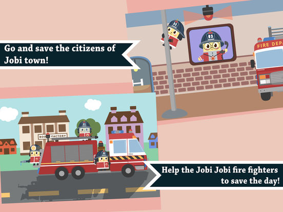 Jobi's Fire Station Screenshots