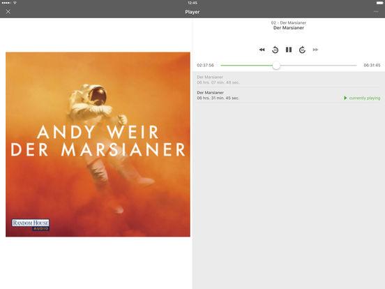 Onleihe iPad Screenshot 3