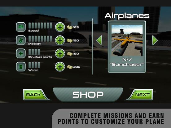 Airplane Emergency Firefighter Simulator Full screenshot 7