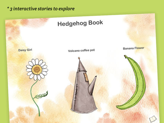 Hedgehog Book Screenshots
