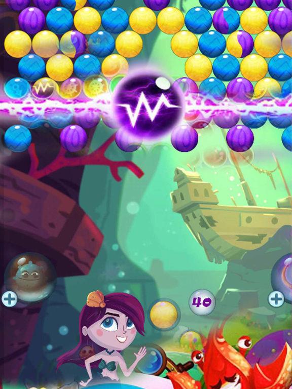 App shopper bubble fish water games for Bubble fish game