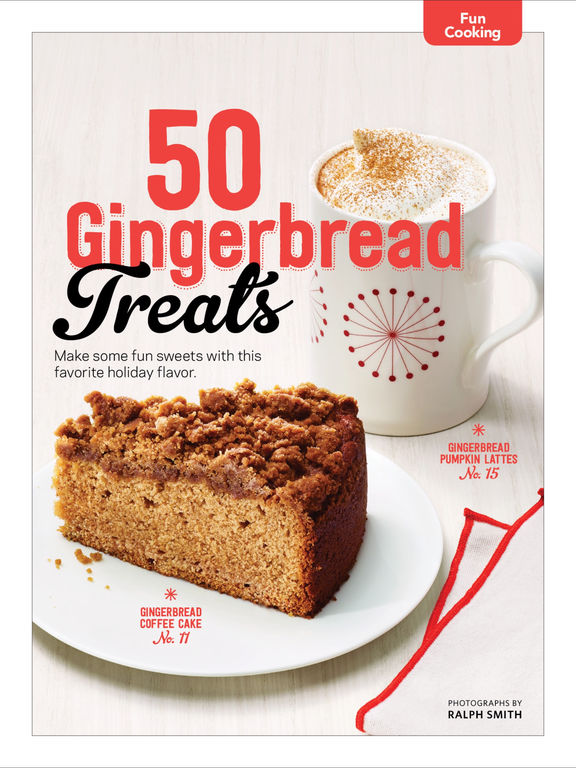 Screenshots of Food Network Magazine US for iPad