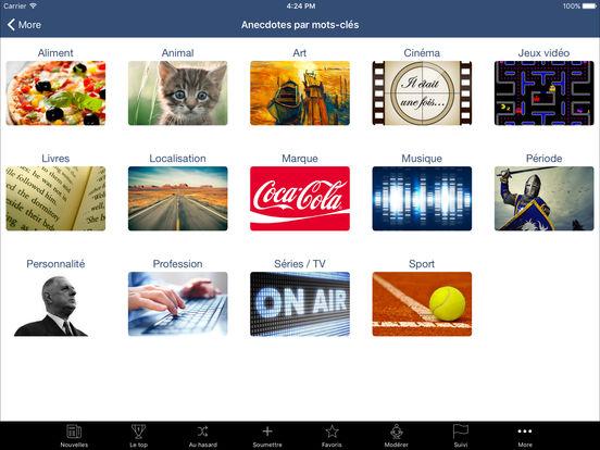 Se Coucher Moins Bête iPad Screenshot 4
