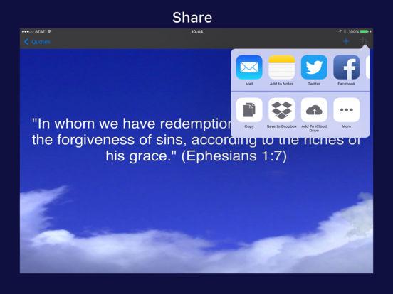 POCKET FULL OF JESUS iPad Screenshot 3