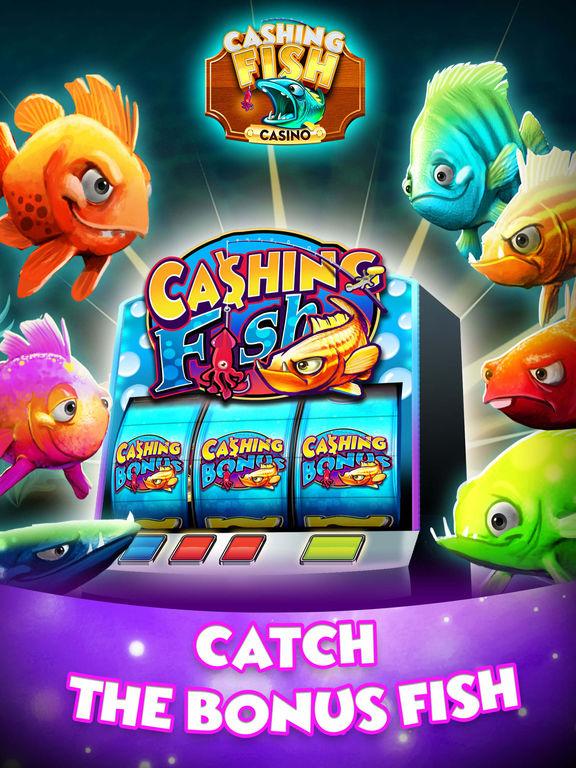 Cashing fish casino free downtown vegas slots hd review for Fish game gambling
