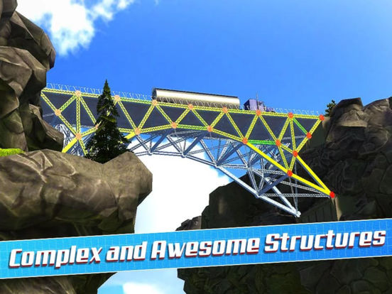 Bridge Construction Simulator ! Screenshots