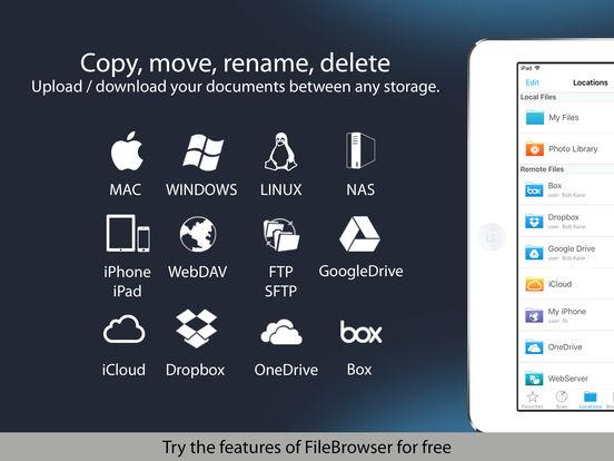 NetPortalLite - Access files on remote computers iPad Screenshot 2