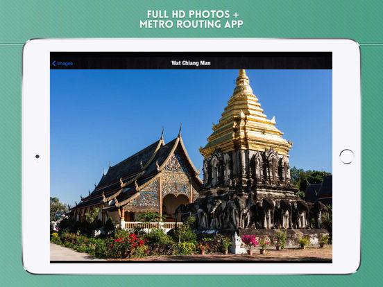 Chiang Mai Travel Guide iPad Screenshot 5