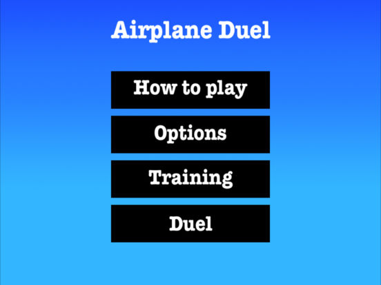 Airplane Duel iPad Screenshot 2