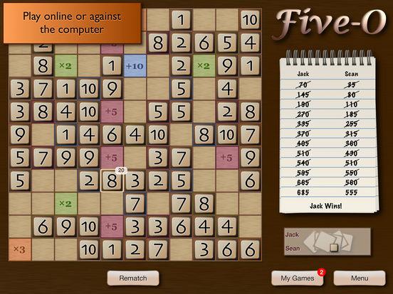 Five-O Lite iPad Screenshot 3