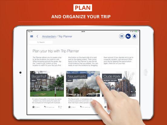 Amsterdam tripwolf travel guide iPad Screenshot 3