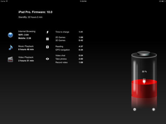 Battery HD+ Pro Screenshots
