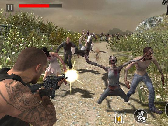 Crazy City Zombies Death на iPad