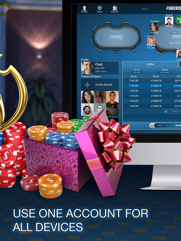 Texas holdem poker for iphone free