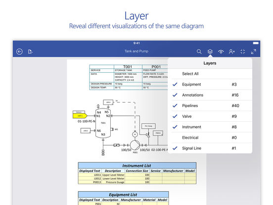 Microsoft Visio Viewer Screenshots