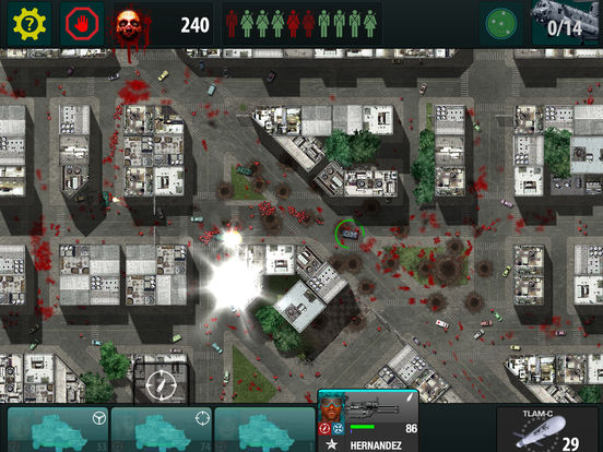 War of the Zombie Screenshots