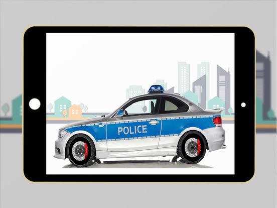 ipad screenshot 1 ipad screenshot 2 kids police car