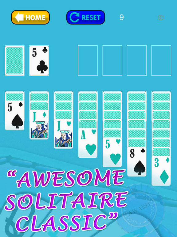Solitaire Daily Screenshots