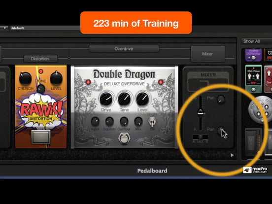 Logic's Guitar Recording Toolbox iPad Screenshot 5