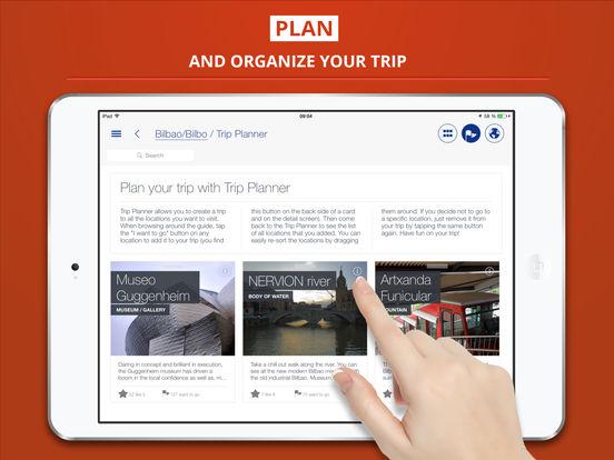 Bilbao City tripwolf Travel Guide iPad Screenshot 3