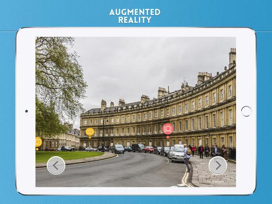 Bath Travel Guide iPad Screenshot 2