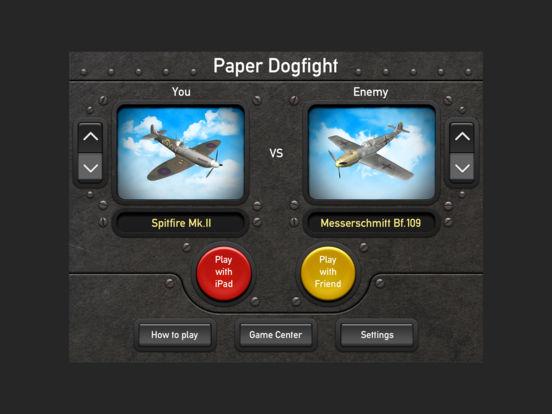 Paper Dogfight Screenshots