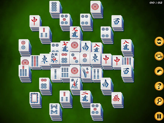 Mahjong Deluxe Free iPad Screenshot 4