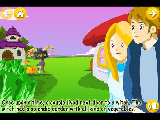Rapunzel - Tangled (Kids Story Book) iPad Screenshot 1
