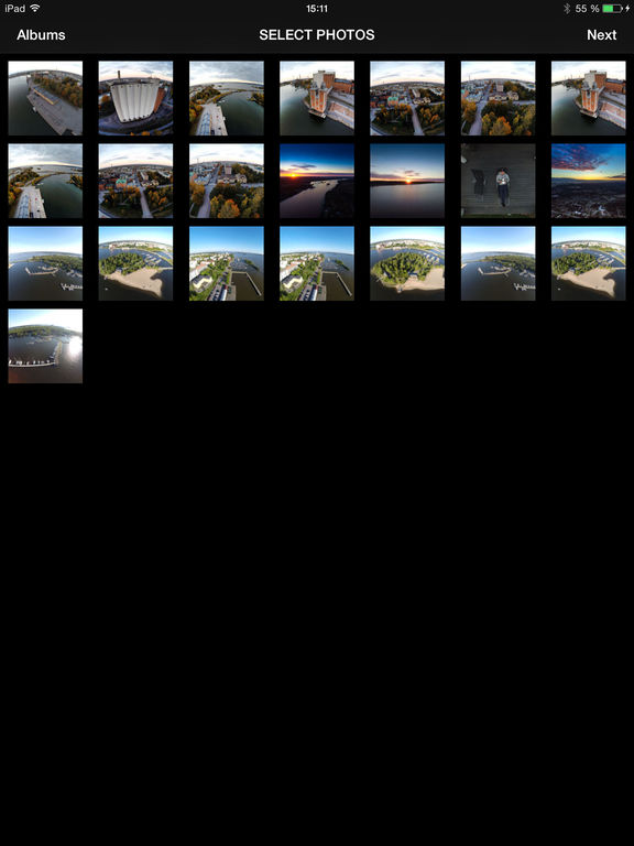 GoFix - Remove Distortion from GoPro Photos Screenshots