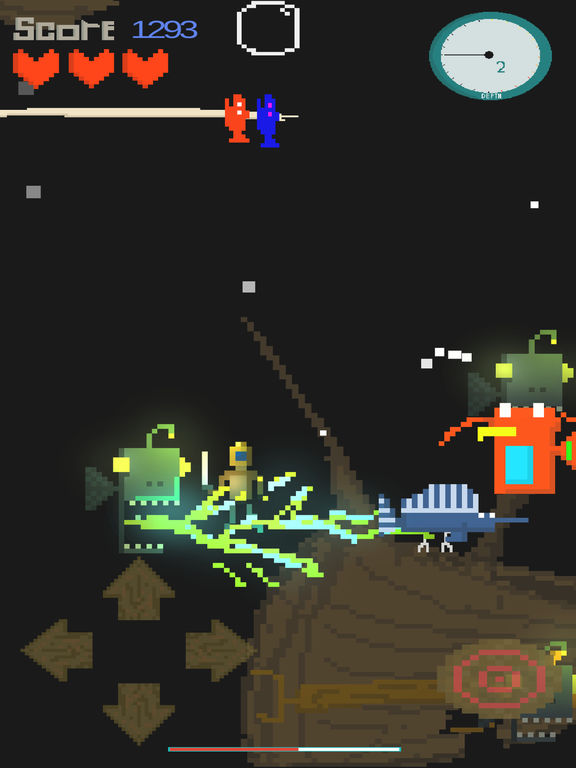 Deep Sea Fish Kebob screenshot 8