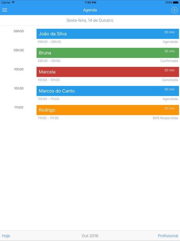 Captura de tela do iPad 2