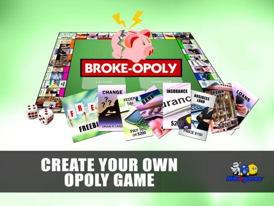 Broke opoly screenshot 5