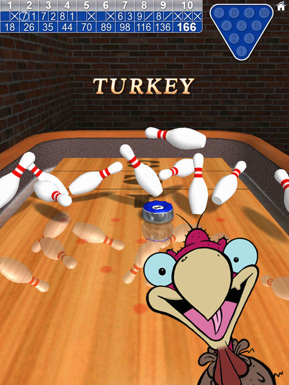 Screenshot #2 for 10 Pin Shuffle Pro Bowling